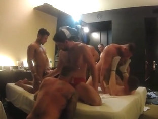 Welcome to Gangbang Party