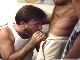 Paul Carrigan Gets Some Juice On His Chest After Hard Fuck