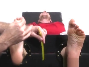 Gay boy kyler moss feet Kenny Tickled In A Straight Jacket