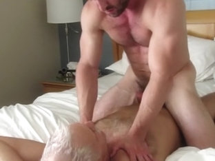 Mike Gaite & Allen Silver flip fuck part 4