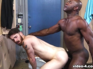 Aaron Trainer & Nick Milani in Train My Ass With That Big Dick! - PrideStudios