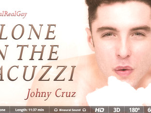 Alone In Jacuzzi - Virtualrealgay