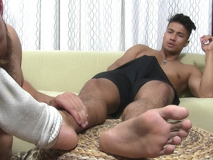 Ken's Feet & Socks Worshiped - Ken - MyFriendsFeet