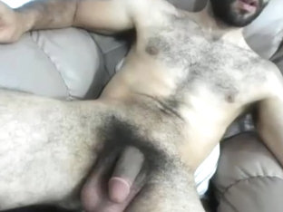 Hot straight hairy stud on chaturbate - CAM CUM