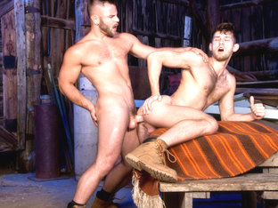 Nick Sterling & Jacob Peterson in Total Exposure 1 Video