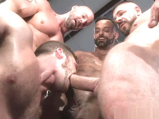 Mitch Vaughn, Brian Bonds, David Benjamen and Rocco Steele