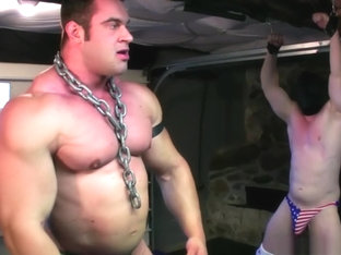Muscle Wrestling 1