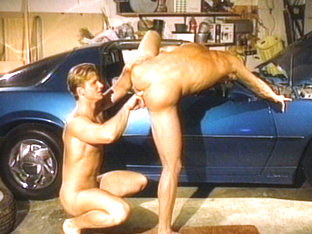 Alec Powers & Troy Halston in His Big Brother Scene 3 - Bromo