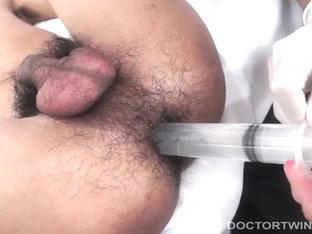 Kinky Gay Asian Anal Medical Exam - DoctorTwink