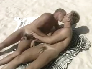 Horny male in exotic homosexual sex movie
