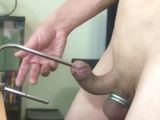 Cock object insertion and sounding
