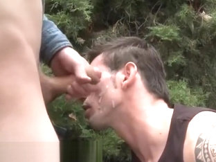 Outdoor men with big cocks gay first time Anal Sex After A Basketball