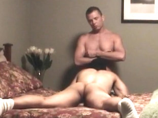 Married Man Matt Parker Takes A Gay Fucking In His Tight Ass