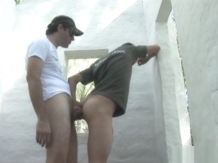 fucking a mexican soldier bareback