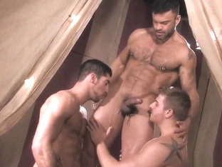 Leo Domenico, Logan Vaughn and Rogan Richards (BTBT P1)