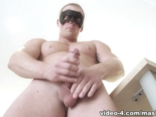 Matt in Matt's Photoshoot, Scene #01 - MaskUrbate