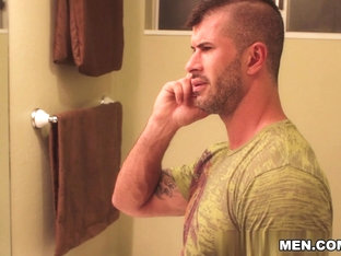 Adam Killian & John Magnum in Gay To Str8 Movie