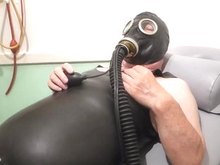 Poppers Pump Hose and CBT with Mistress Maggie
