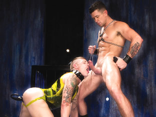 Trenton Ducati & James Ryder in The Dom Video