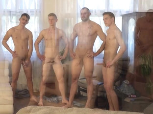 Wank Gay Porn Group Party