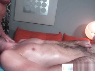 Extreme deeptrouth while doing massage By Massagevictim part2