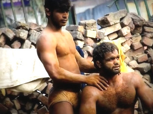 Amazing indian wrestlers