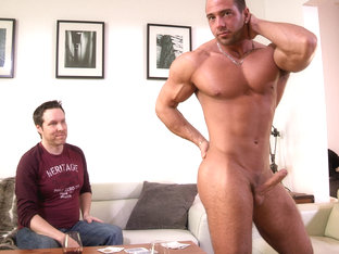 JP & Pascal in Full House And A Mouthful XXX Video - MaskUrbate