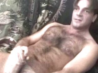 Crazy male pornstar Ryan Foxx in exotic masturbation, big dick homo sex scene