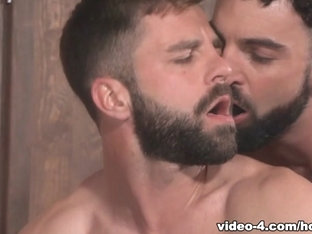 Abraham Al Malek & Hector De Silva in Hung Country, Scene #01 - HotHouse