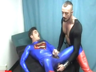 Superhero Kink Time