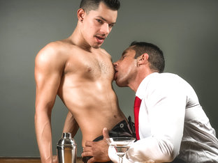 Nick Capra & Ethan Slade in Sugar Daddies 2, Scene 03 - IconMale
