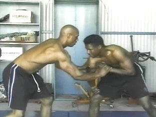 Gay Black Sparring Routine Gets More Involved