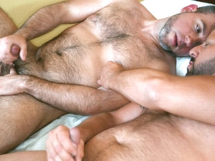 Cooper Hill and Rick Wolf - BearFilms