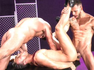 FX Rios & Josh Conners in Primal, Scene #04 - RagingStallion