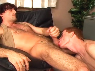 Cute Guy Takes A Big Dick & Two Cumshots