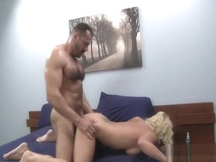 Arpad Miklos fucks a woman for the first time