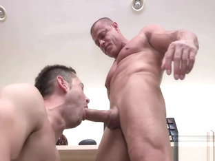 Tyler Saint and Ari Sylvio