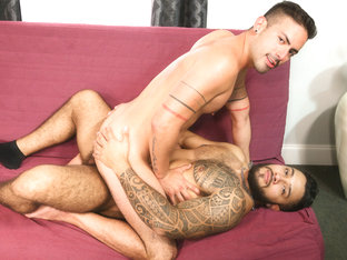 Cesar Rossi & Mario Cruz A in Big Birthday Surprise Video - MenOver38