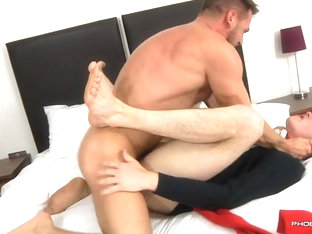 Pre-Party Cock Loving Action - Hans Berlin And Damien Rder - PhoeniXXX