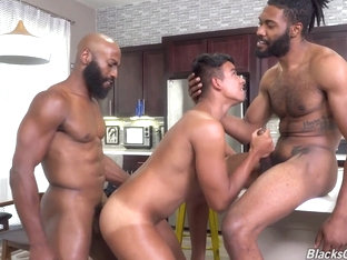 Jay Seabrook, Hunter Triad & JJ Lake - BlacksOnBoys