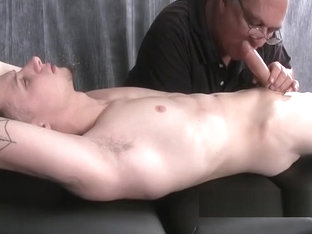 Steve being edged