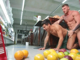 William Seed & Ty Mitchell in Clean-Up on Aisle 69 - MenNetwork