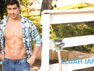 Elijah James in Elijah James - NextdoorWorld