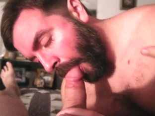 Logan fucked by Daddy and bred deep