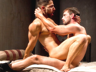 Hole 2 XXX Video: Joe Parker & Adam Ramzi - FalconStudios