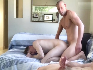 3 Way Fuck With Jack Hunter