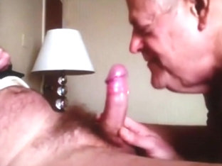 Grandpa Gives Great Blowjob