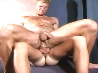 Fabulous male in horny vintage homosexual sex movie