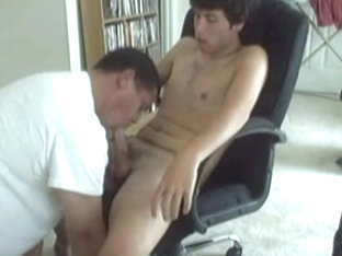 Darksome engulf verbal white college jock and swallows
