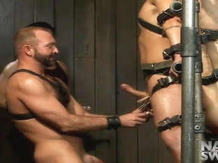 Josh West Live Shoot - Kink Men